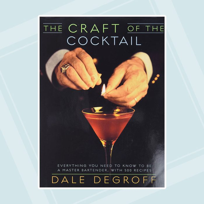 gifts for men Craft Cocktail Everything Bartender Recipes
