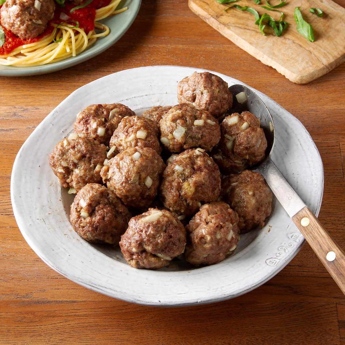 Quick and Simple Meatballs