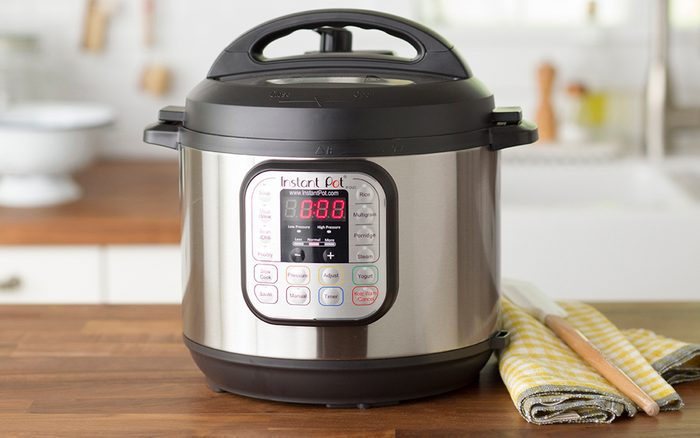Instant Pot in a kitchen