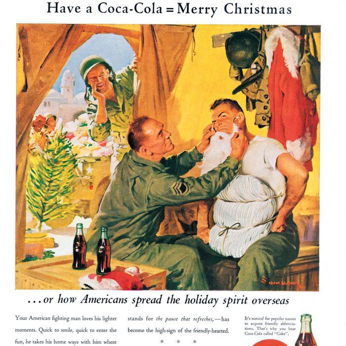 Holiday Spirit Overseas ad
