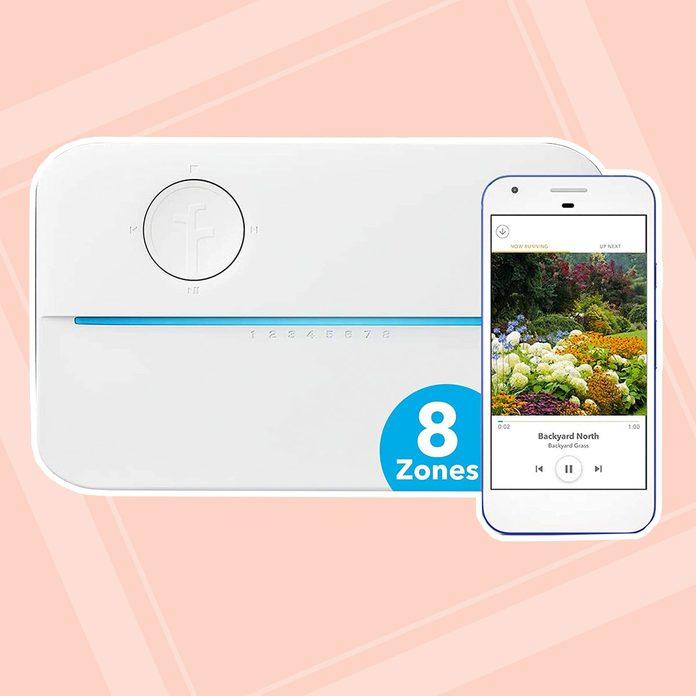 gifts for men Rachio Smart Sprinkler Controller 8 Zone