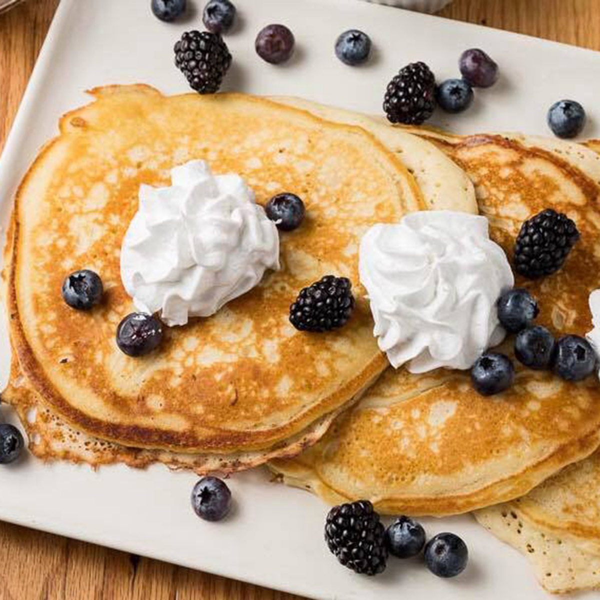 The South Mouth Deli, Hattiesburg pancakes