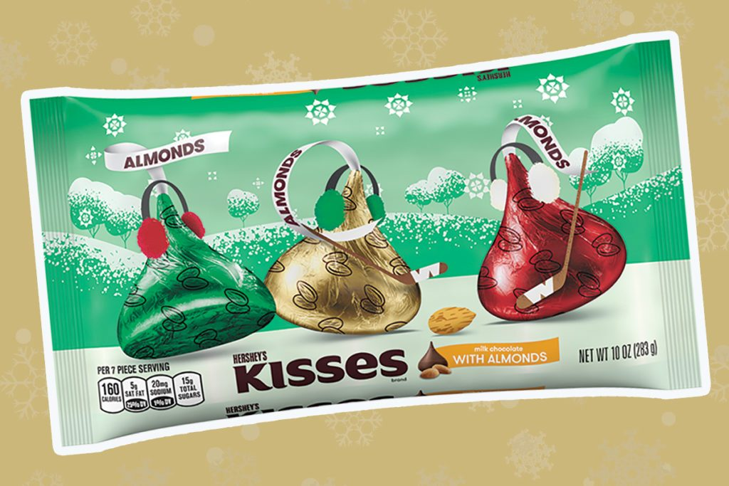 almond kisses