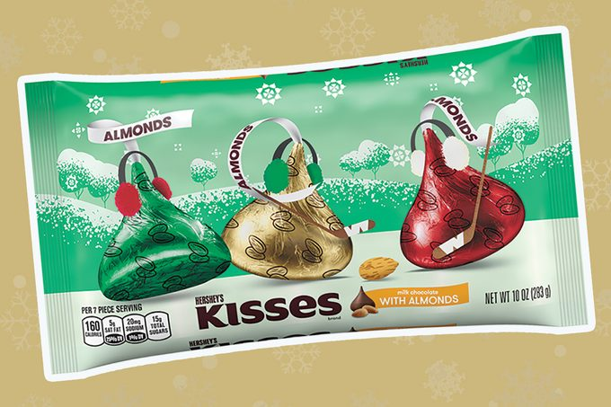 almond kisses