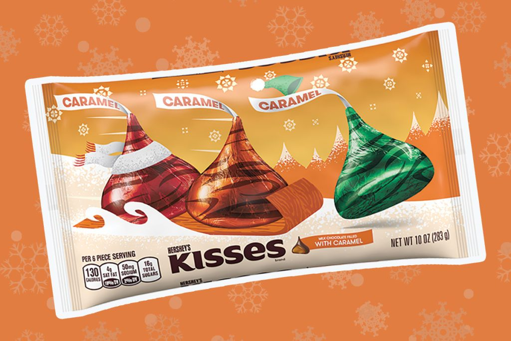 caramel kisses
