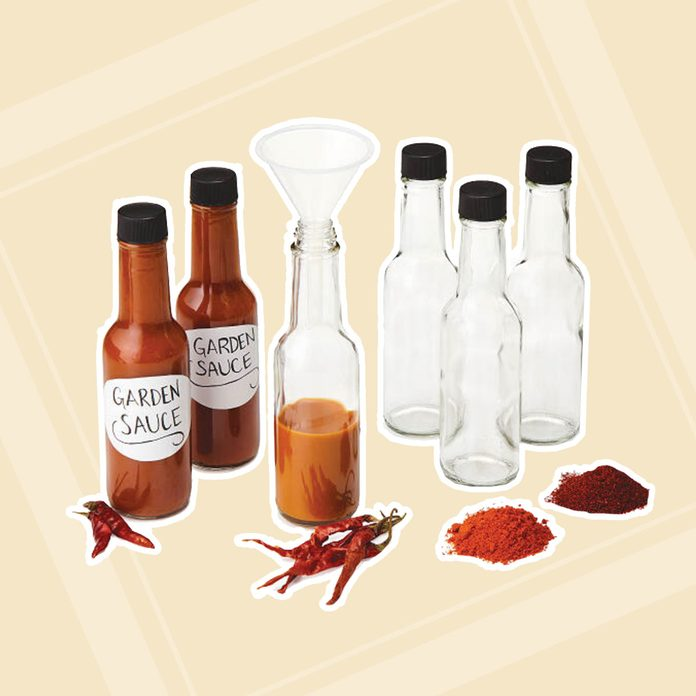 gifts for men Make Your Own Hot Sauce Kit