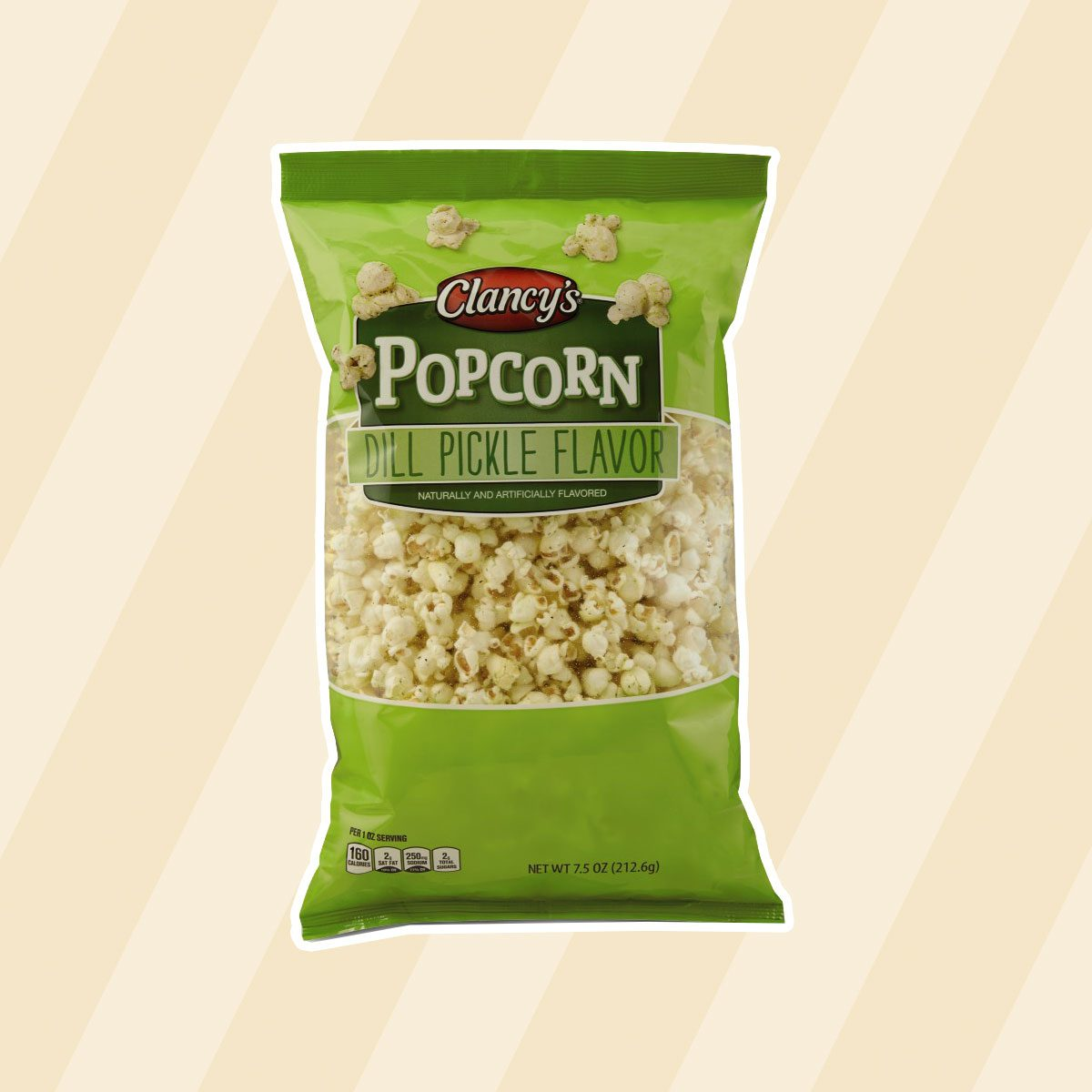 Clancy's Dill Pickle Popcorn aldi finds