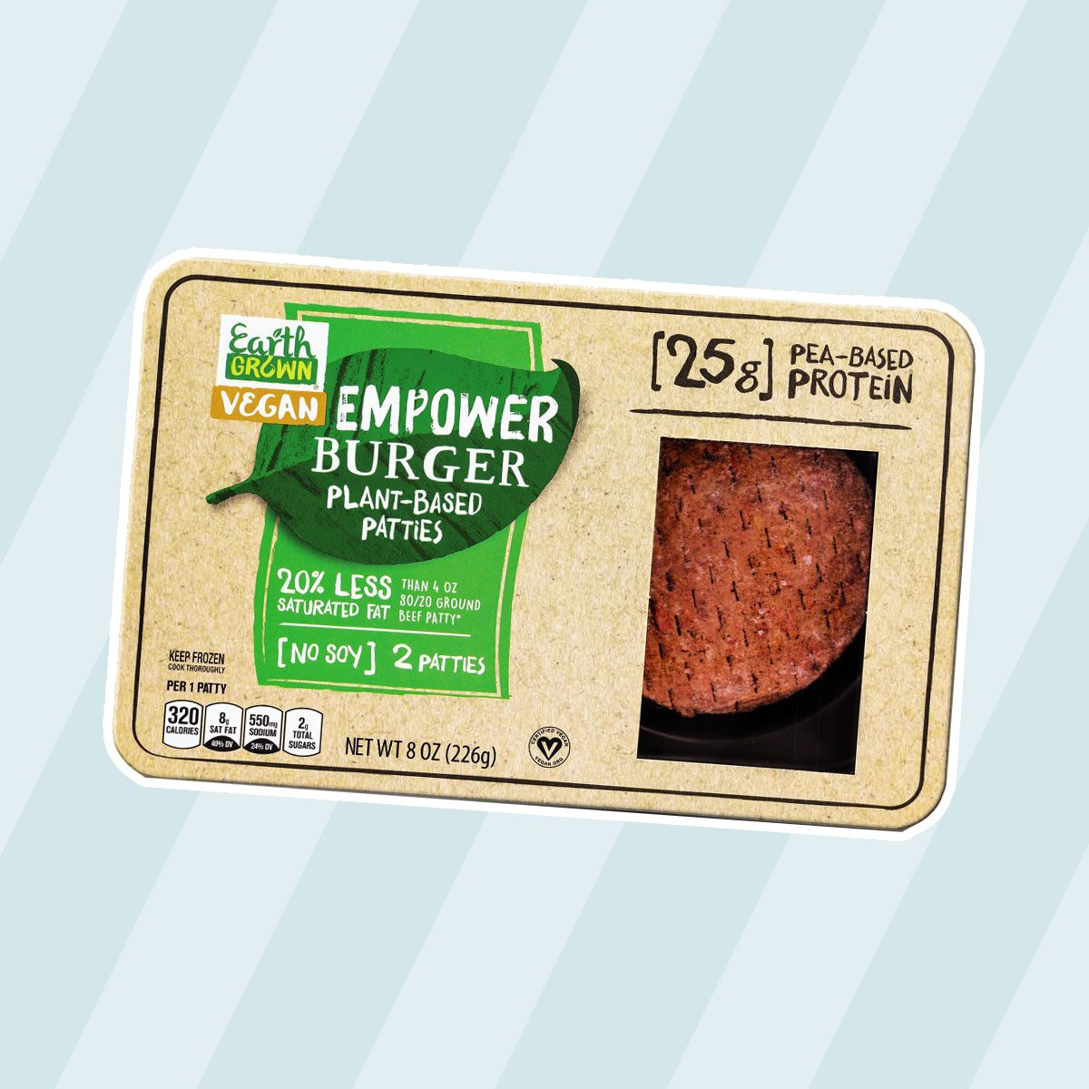 Earth Grown Empower Burger