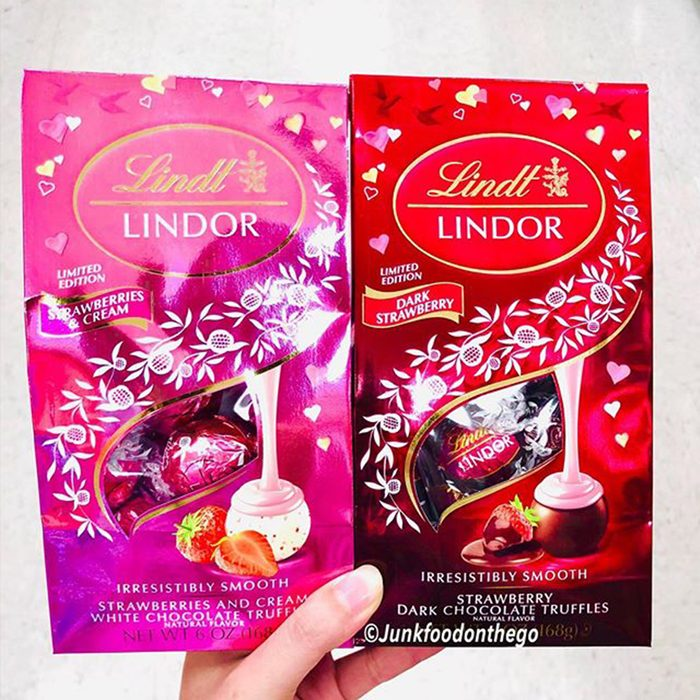 Lindt's New Valentine's Day Lindor Truffles Have Us Falling in Love feature