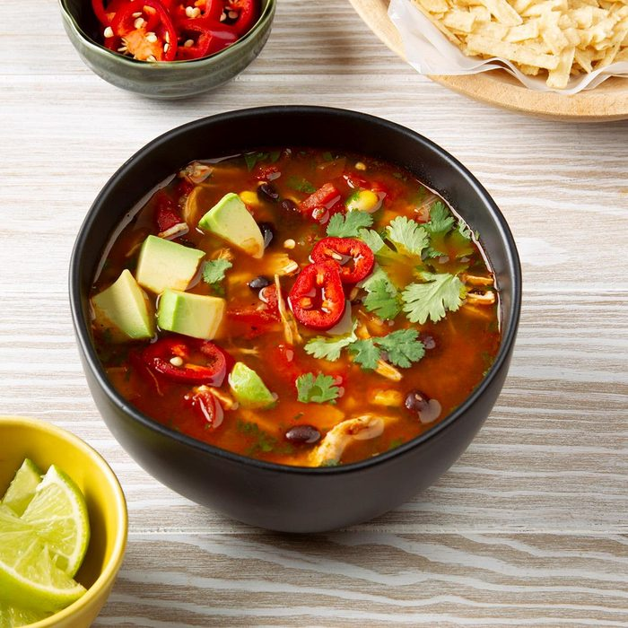 Pressure Cooker Chicken Tortilla Soup  Exps Ft20 244131 F 0107 1 12