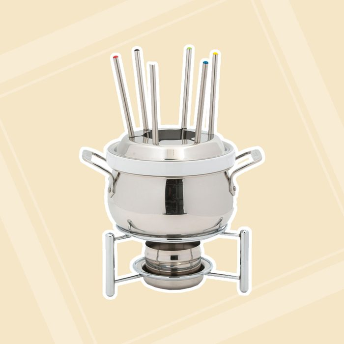 All-Clad Stainless Steel Fondue Pot