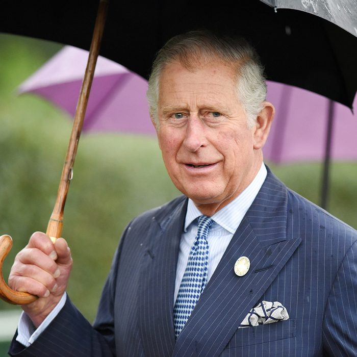 His Royal Highness The Prince of Wales attends the launch of the annual State of the World's Plants report and view the Great Broad Walk Borders at the Royal Botanic Gardens.