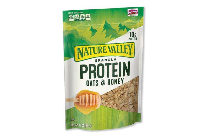 nature valley protein granola