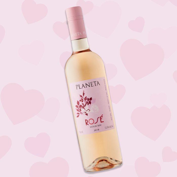 planeta rose wine