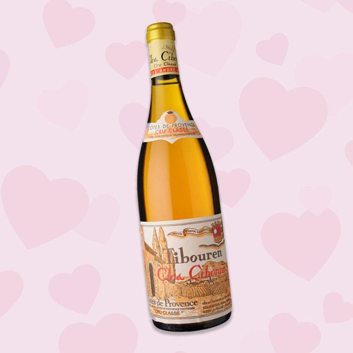tibourn rose wine