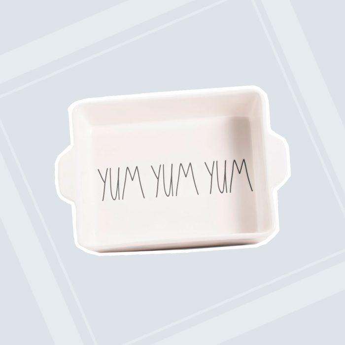 Rae Dunn Yum Yum Yum Baker