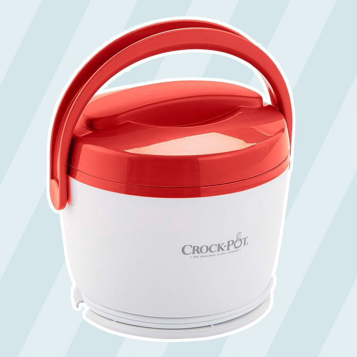 Crock-Pot Lunch Crock Food Warmer, Red