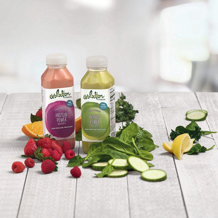 Evolution Fresh – Protein Power Berry & Protein Power Greens