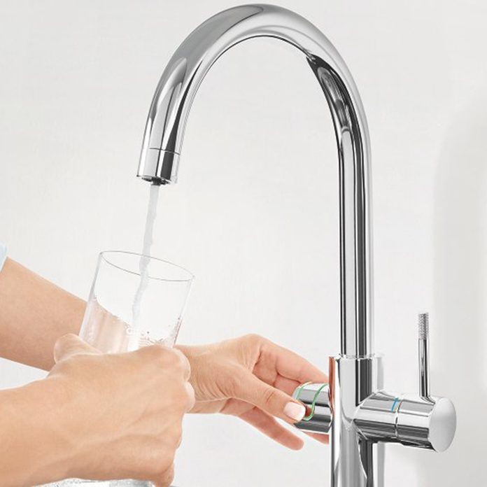GROHE BLUE CHILLED & SPARKLING