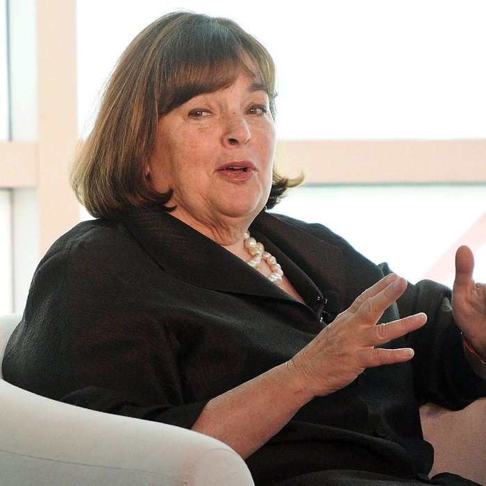 NEW YORK, NY - JUNE 10: Ina Garten attends the 2015 Forbes Women's Summit: Transforming The Rules Of Engagement at Pier 60 on June 10, 2015 in New York City. (Photo by Daniel Zuchnik/WireImage)
