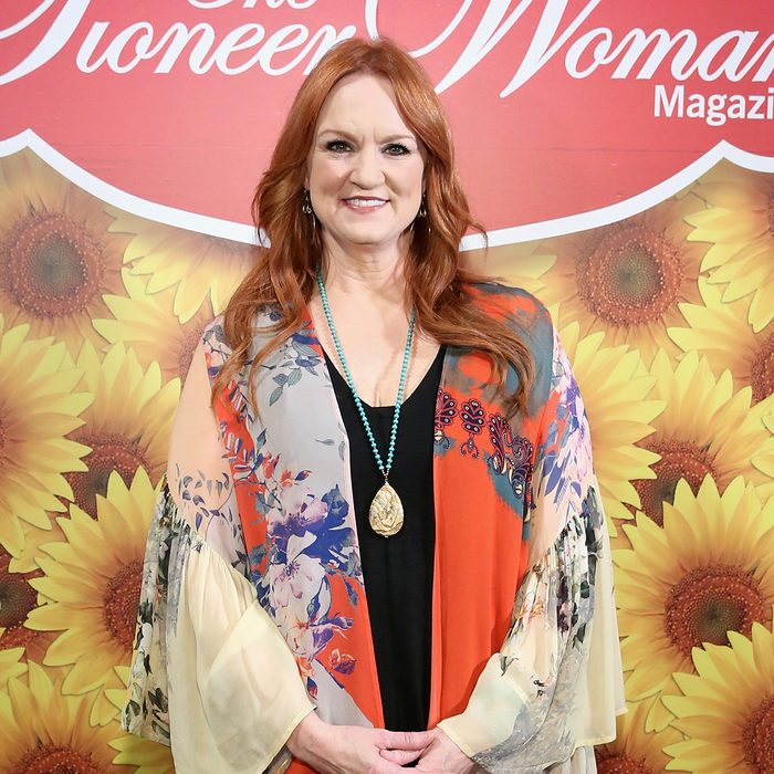 NEW YORK, NY - JUNE 06: Ree Drummond attends The Pioneer Woman Magazine Celebration with Ree Drummond at The Mason Jar on June 6, 2017 in New York City. (Photo by Monica Schipper/Getty Images for The Pioneer Woman Magazine)