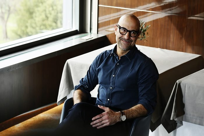 ROME, ITALY - FEBRUARY 05: Director Stanley Tucci attends 'Final Portrait' photocall at Hotel Eden on February 5, 2018 in Rome, Italy. (Photo by Ernesto Ruscio/Getty Images)