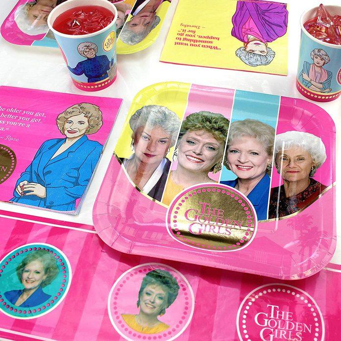 Golden Girls Birthday Kits