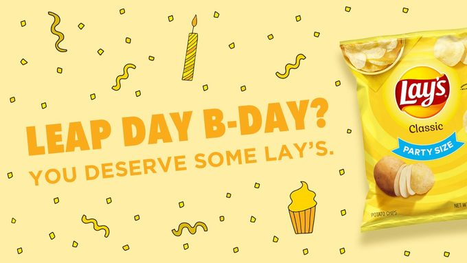 lay's leap day post