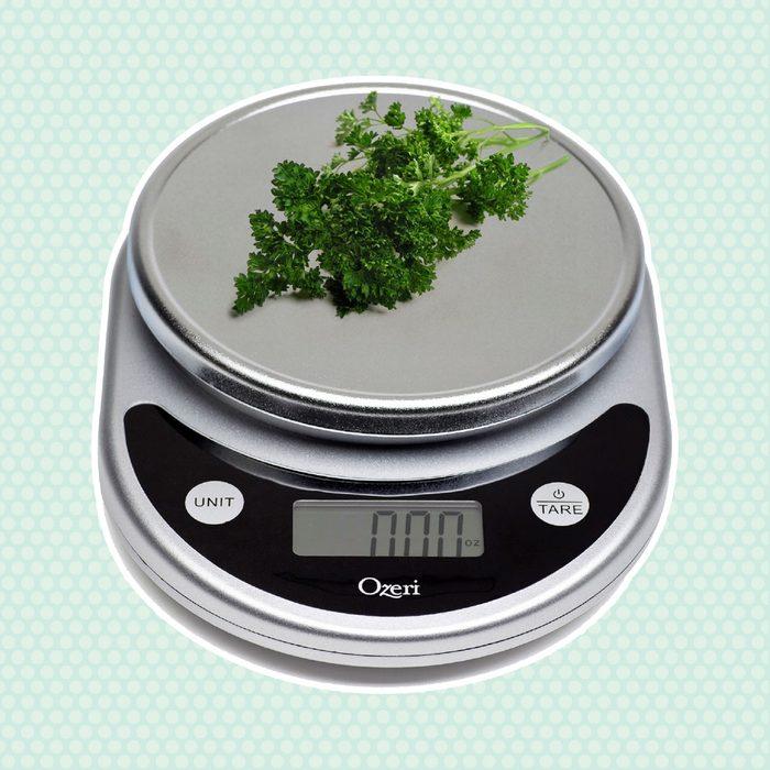 Ozeri ZK14 Pronto Digital Multifunction Kitchen and Food Scale