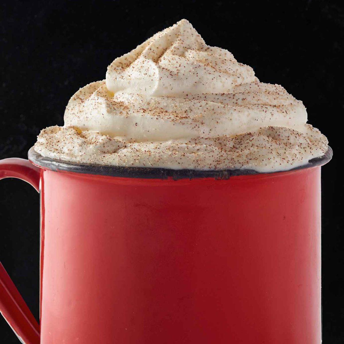 Starbucks Snickerdoodle Hot Cocoa
