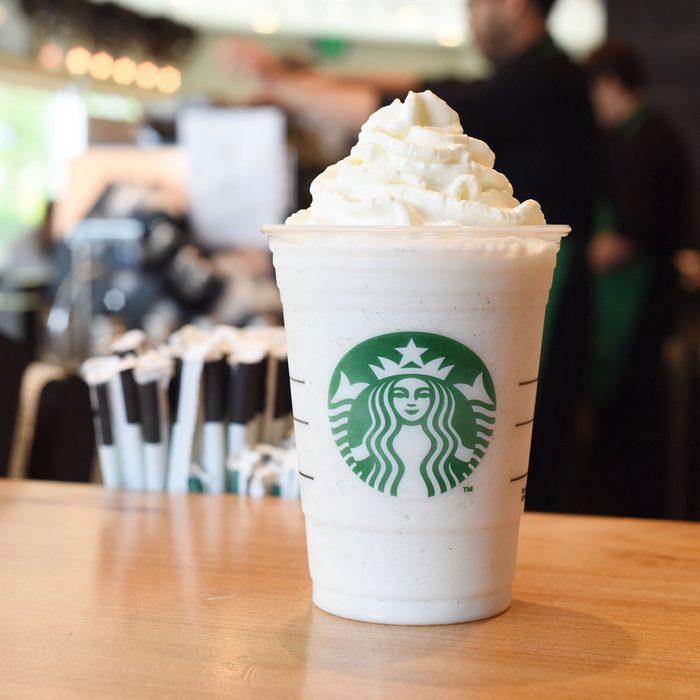 Starbucks Cupcake Frappuccino