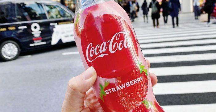 Strawberry Coke