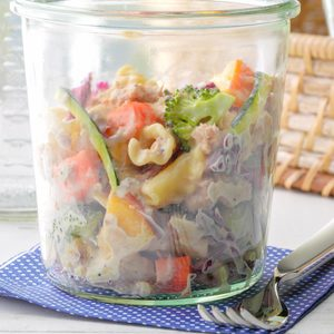Fresh Summer Pasta Salad