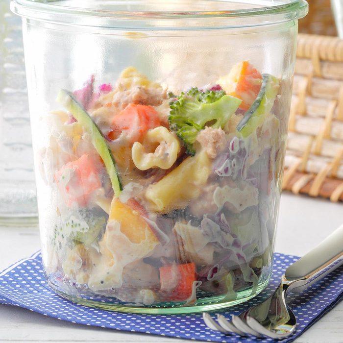 Fresh Summer Pasta Salad