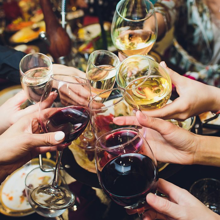 Champagne glasses in hands of people at party.; Shutterstock ID 1377409880; Job (TFH, TOH, RD, BNB, CWM, CM): tfh