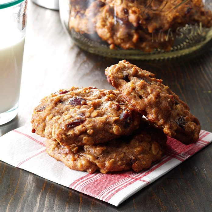 Air-Fryer Breakfast Cookies