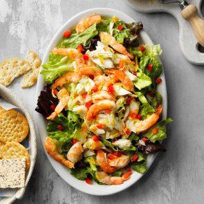 Easy Citrus Seafood Salad