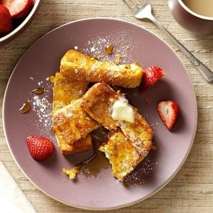 Air-Fryer French Toast Sticks