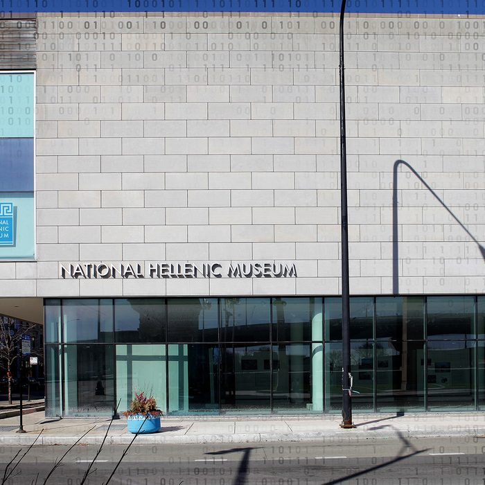 CHICAGO - MARCH 07: National Hellenic Museum in Chicago, Illinois on March 7, 2020. (Photo By Raymond Boyd/Getty Images)