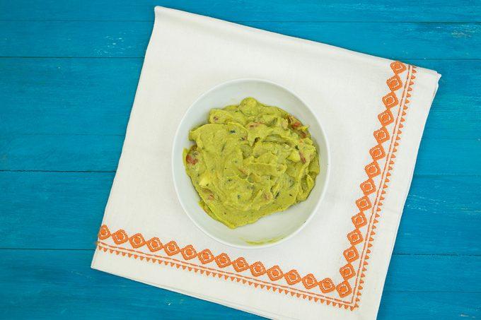 Best guacamole brand, Good Foods Chunky Guacamole