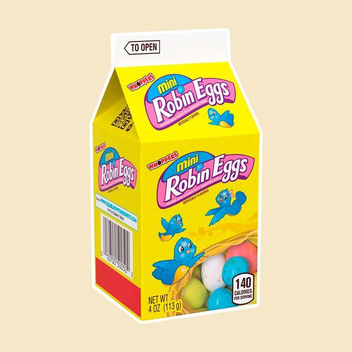 best easter candy Mini Robin Easter Eggs Mini Carton