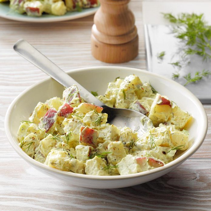 Pressure Cooker Potato Salad Exps Qebz20 232948 E01 23 1b 1