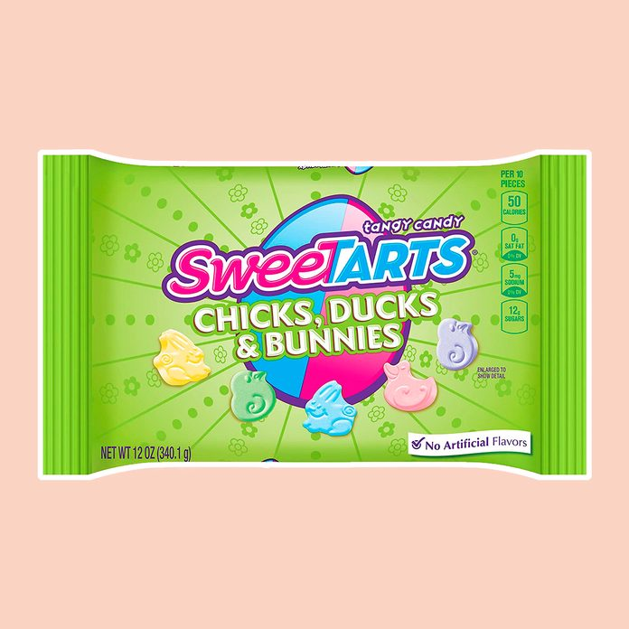 best easter candy SweeTARTS Chicks, Ducks and Bunnies