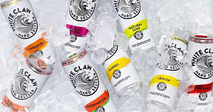 White Claw Just Dropped 3 New Flavors, and We're Trying Them ALL sovial 1200x630