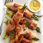 Air-Fryer Turkey Club Roulades