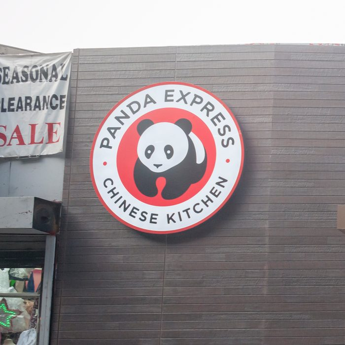 A Panda Express fast food restaurant in the Fordham Road shopping district in the Bronx in New York on Thursday, January 7, 2016. (�� Richard B. Levine) (Photo by Richard Levine/Corbis via Getty Images)