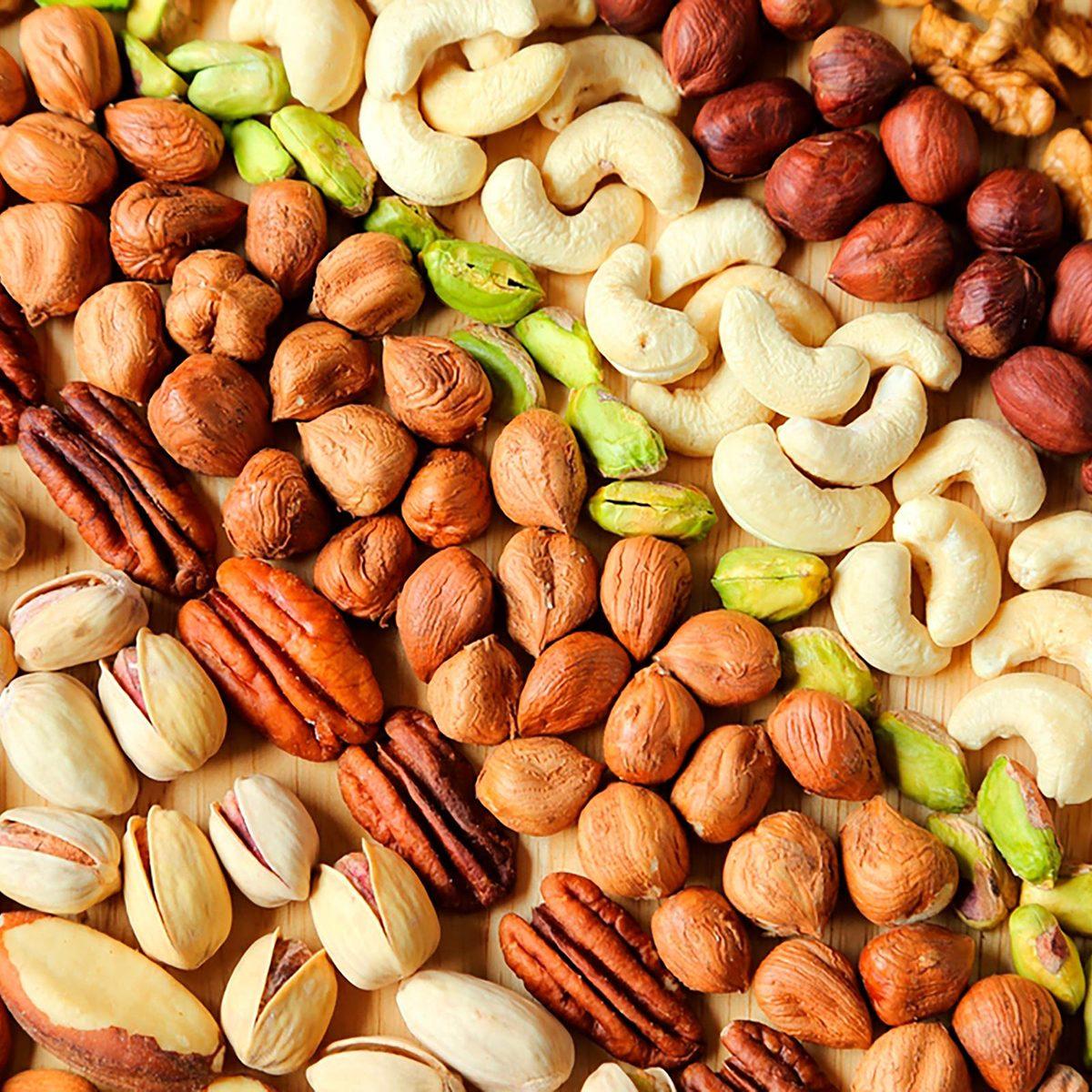 Bulk nuts