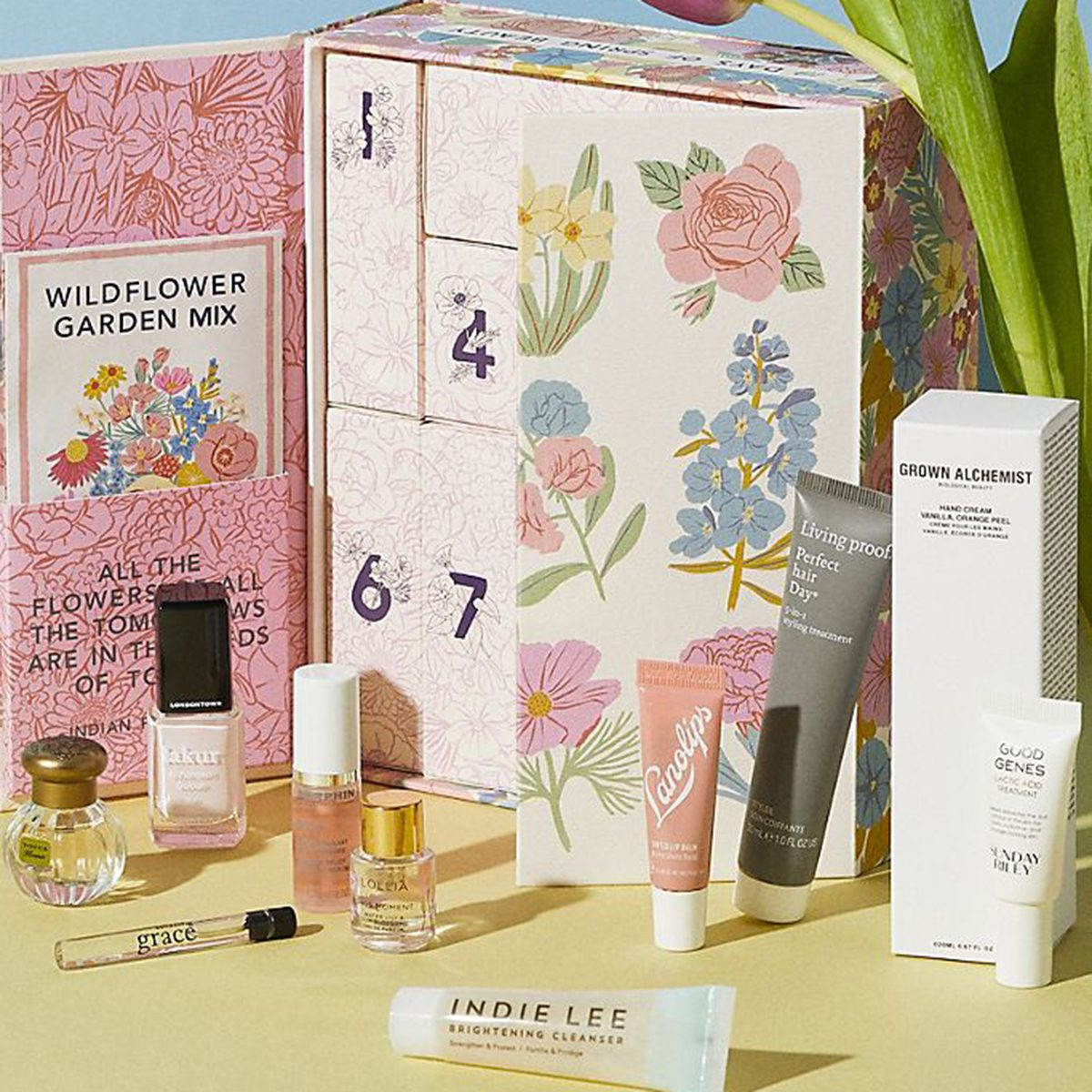 Mother's Day Beauty Blooms Gift Set