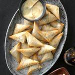 Multi-Cooker Moroccan Phyllo Triangles
