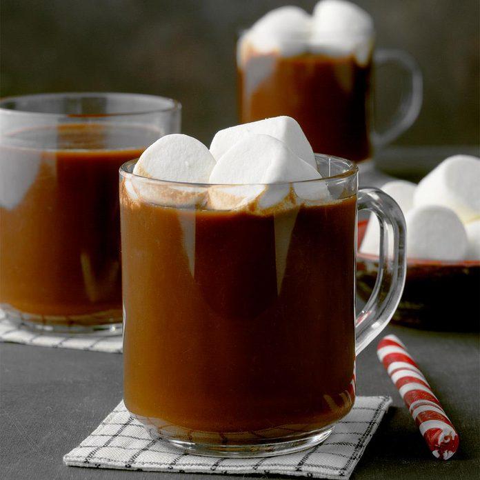 Stovetop Hot Chocolate